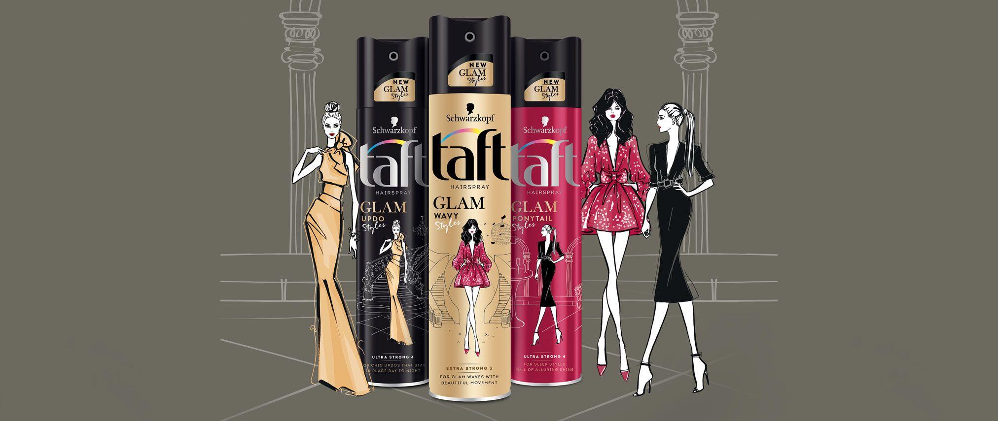 Taft Glamstyle naramky podklad
