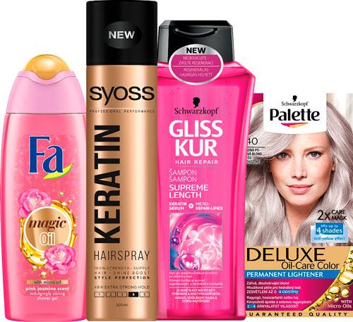 Beauty proměna s Petrou LovelyHair produkty